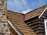 roofing products - cedar
