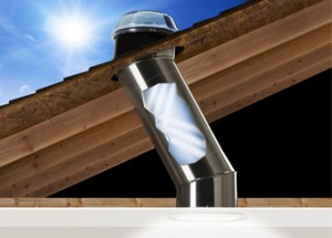Solatube tubular day lighting device