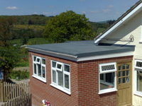 roofing products - flat roof systems