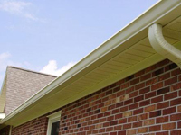 roofing products - gutters