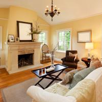 Custom Builder Living Space
