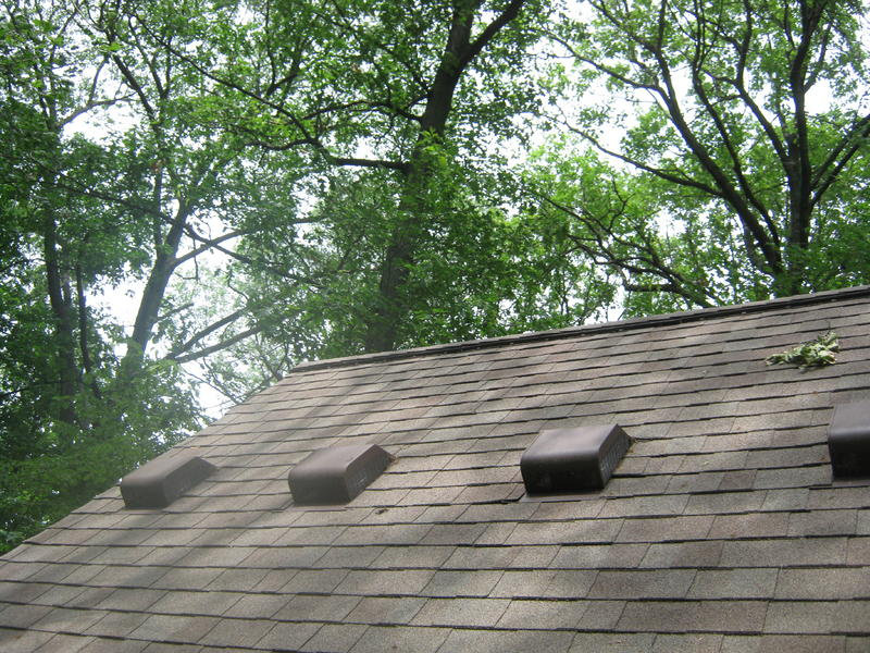 Properly Venting A Roof : Ventilation haider construction