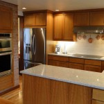 Shoreline kitchen remodel
