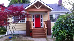 beavers front porch addition